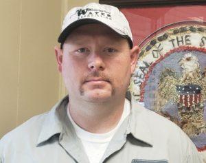 Jonathan Tanner, Water/Sewer Department