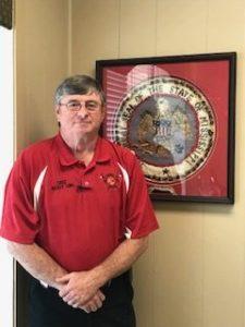 Mickey Long, Fire Chief